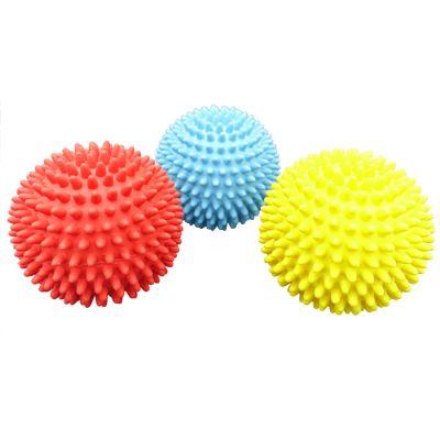 Latex spiky ball dog toy